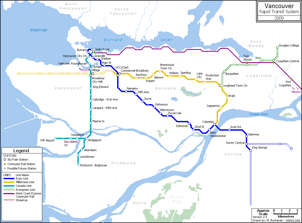 Transport Action BC